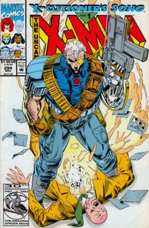 Uncanny X-Men # 294 Issues V1 (1963 - 2011)