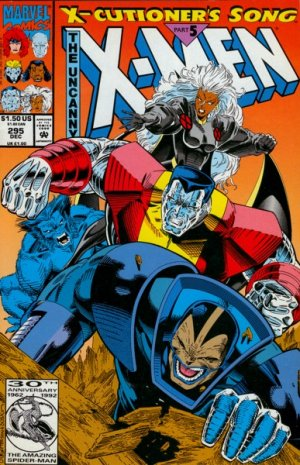 Uncanny X-Men 295