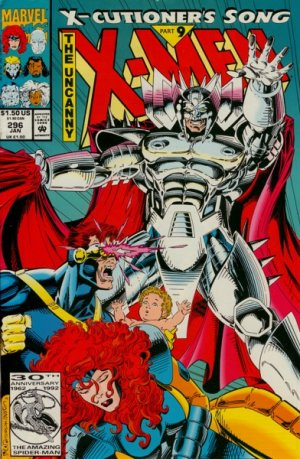 Uncanny X-Men # 296