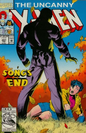 Uncanny X-Men 297