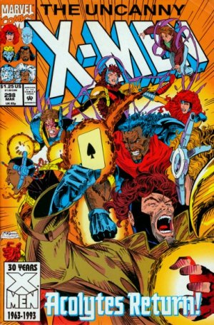 Uncanny X-Men # 298 Issues V1 (1963 - 2011)