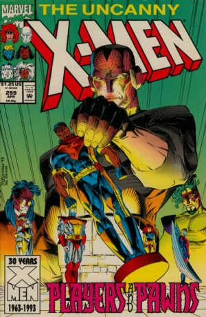 Uncanny X-Men # 299 Issues V1 (1963 - 2011)