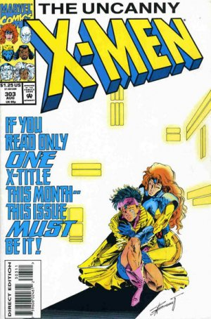 Uncanny X-Men # 303 Issues V1 (1963 - 2011)
