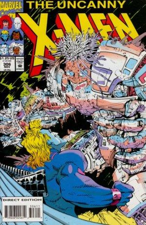 Uncanny X-Men # 306