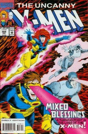 Uncanny X-Men 308