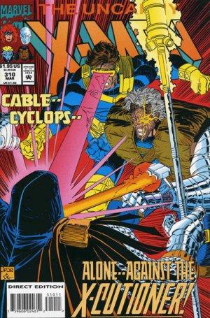 Uncanny X-Men # 310