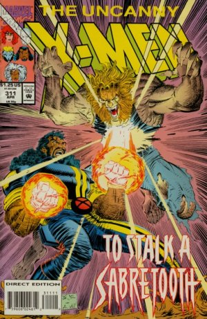 Uncanny X-Men # 311 Issues V1 (1963 - 2011)