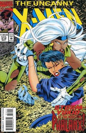 Uncanny X-Men # 312