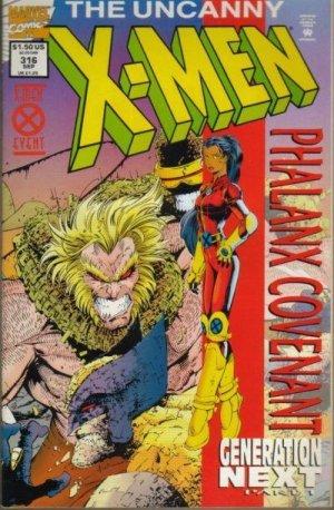 Uncanny X-Men 316