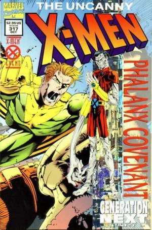 Uncanny X-Men # 317