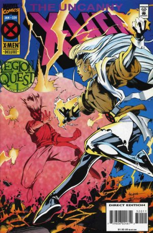 Uncanny X-Men 320 - The Son Rises In the East
