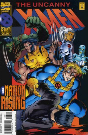 Uncanny X-Men # 323 Issues V1 (1963 - 2011)
