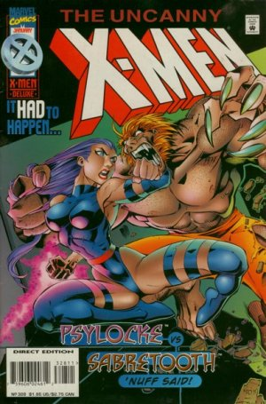 Uncanny X-Men 328