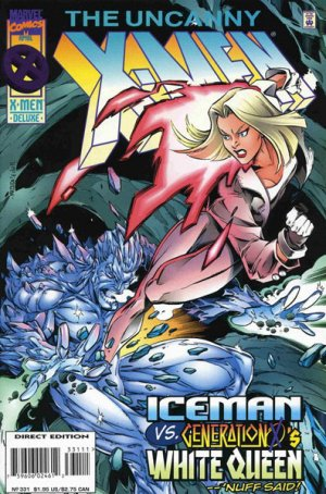 Uncanny X-Men 331