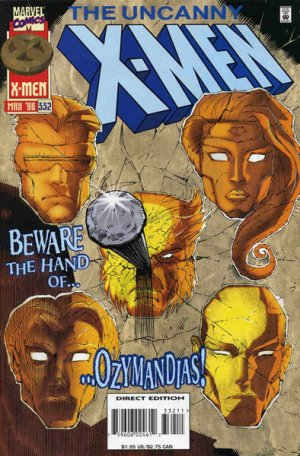 Uncanny X-Men 332 - The Road to Casablanca