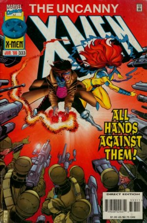 Uncanny X-Men # 333