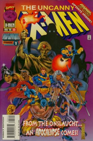 Uncanny X-Men # 335