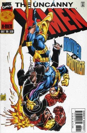 Uncanny X-Men # 339