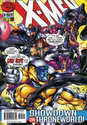 Uncanny X-Men # 344