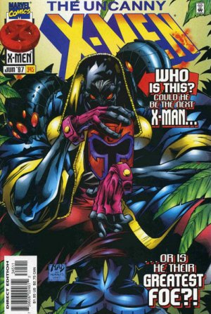 Uncanny X-Men 345