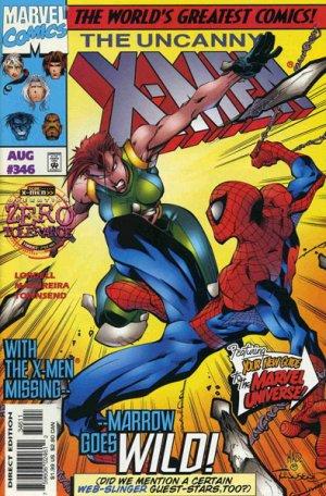 Uncanny X-Men # 346