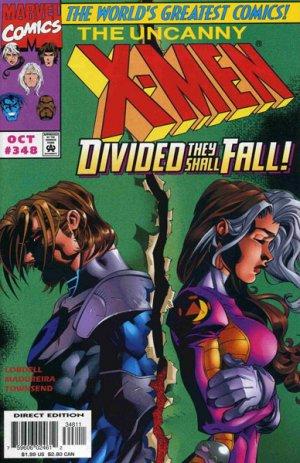 Uncanny X-Men # 348