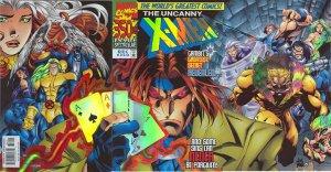 Uncanny X-Men 350 - Trial & Errors