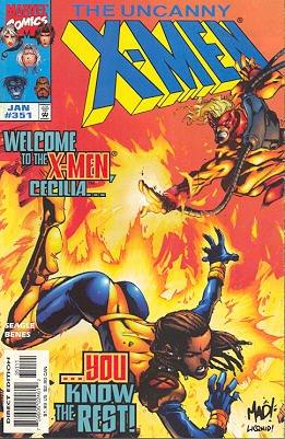 Uncanny X-Men # 351