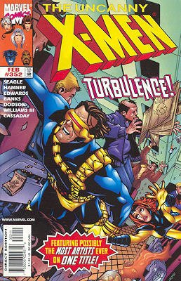 Uncanny X-Men # 352