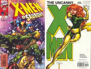 Uncanny X-Men 354