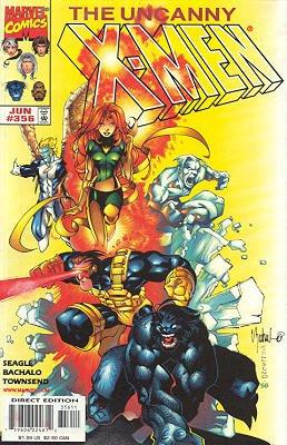 Uncanny X-Men 356