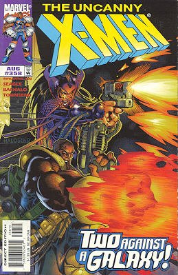 Uncanny X-Men # 358