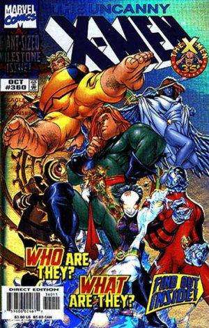 Uncanny X-Men # 360