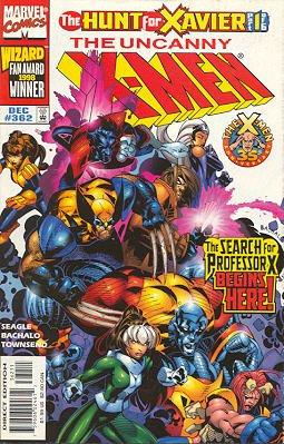 Uncanny X-Men # 362