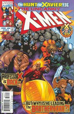 Uncanny X-Men # 363