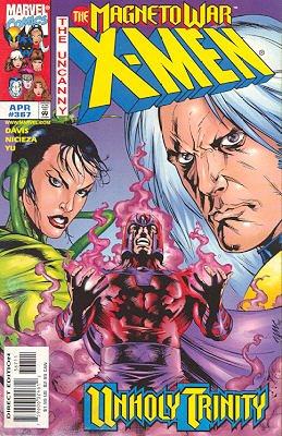 Uncanny X-Men # 367 Issues V1 (1963 - 2011)