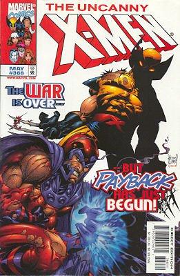Uncanny X-Men # 368