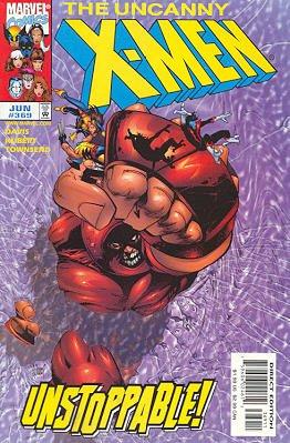 Uncanny X-Men # 369