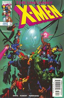 Uncanny X-Men # 370