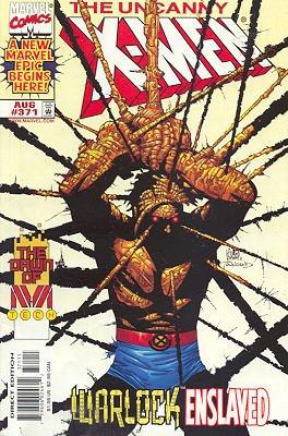 Uncanny X-Men # 371