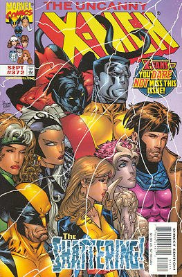 Uncanny X-Men # 372