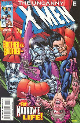 Uncanny X-Men # 373