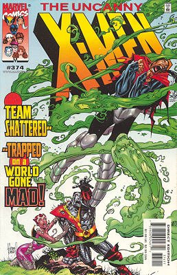 Uncanny X-Men # 374