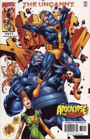 Uncanny X-Men # 377