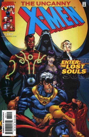 Uncanny X-Men # 382