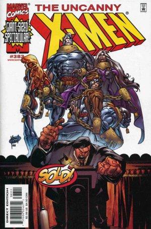 Uncanny X-Men # 383