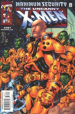 Uncanny X-Men # 387