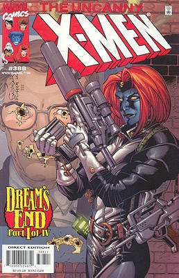 Uncanny X-Men # 388