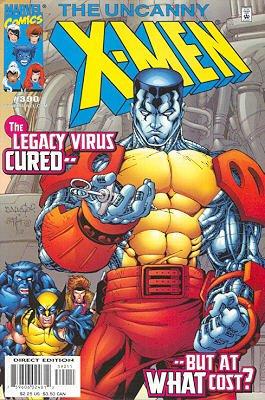 Uncanny X-Men # 390