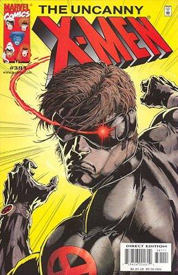 Uncanny X-Men # 391